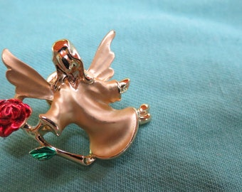 Golden Angel Pin
