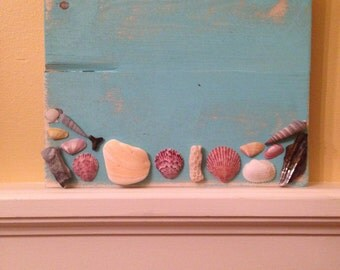 Turquoise Shells- Request Personalized Quote