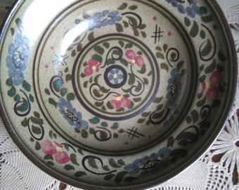 Vintage Graf Stoob Ceramic Bowls/Hanging Plates
