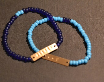Big&Little Bracelet Set