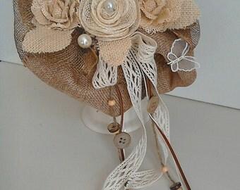 Bo Ho Bridesmaid wedding bouquet/Bohiemian