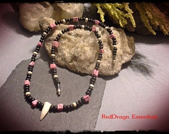 "18"" Gator Tooth Necklace"