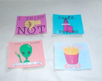 Girl Power Sticker Pack