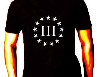 3% III fought for freedom! T shirt