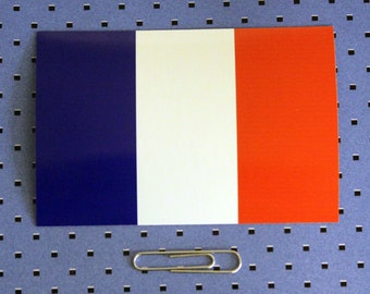 France Flag Sticker