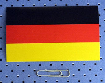 Germany Flag Sticker
