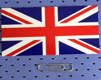 United Kingdom Union Jack Flag Sticker