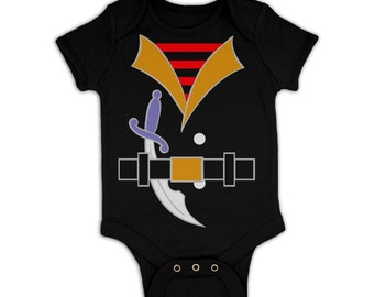 Pirate Costume baby grow