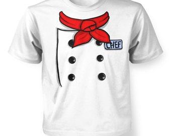 Chef Costume kids t-shirt