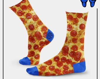 Pepperoni Pizza Anyone? Socks