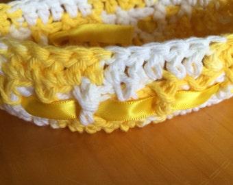 Lemon Tart Headband