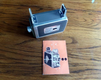Kodak Brownie Movie 8mm Camera - Vintage Movie Camera - Vintage Photography