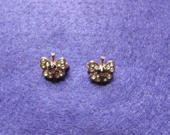 Antique Butterfly Pins