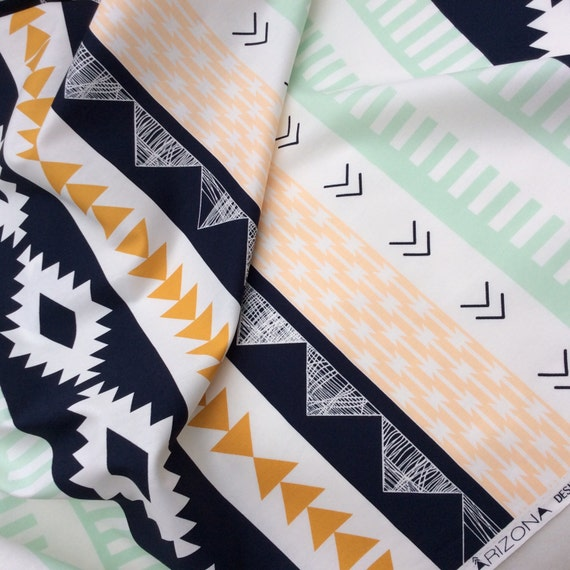 April Rhodes - Arizona - Arid Horizon Fabric