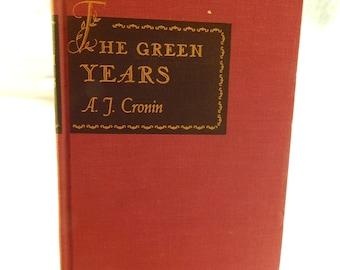 The Green Years, a novel by A. J. Cronin