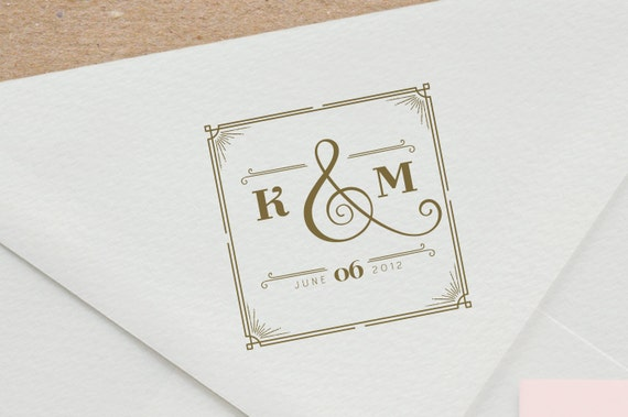 stamp custom rubber stamp wedding stamp favor stamp custom stamp