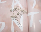 Bridal Pearl Hairpins Hair Jewellery Hair Combs