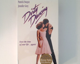 Dirty Dancing VHS