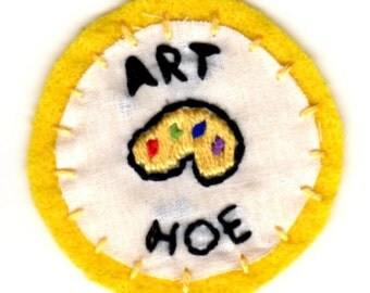 Art Hoe Patch