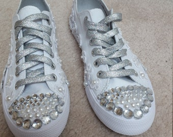 Bridal/Wedding  sneaker