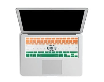 Indian Macbook Keyboard Cover