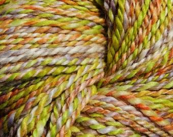Handspun yarn alpaca,merino, silk