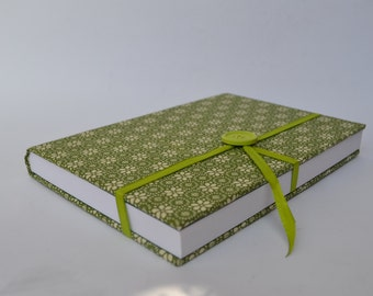 handmade notebook book dairy patterned sketchbook