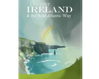 Ireland poster- Cliffs of Moher