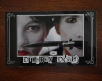 The Dresden Dolls Magnesticker