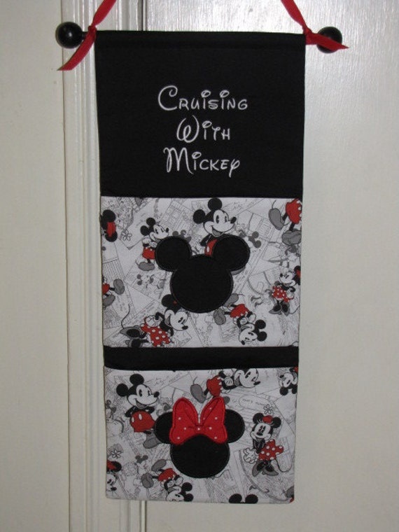 Fish Extender For Disney cruise! (black and white)
