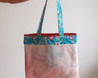 Cotton bag Weekender bag shoulder bag shopper
