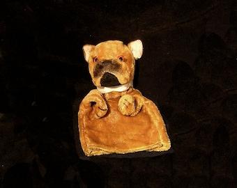 Vintage Steiff Dog MOHAIR Puppet