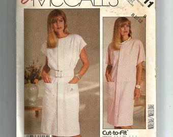 McCall's Misses' Dress Pattern 2911