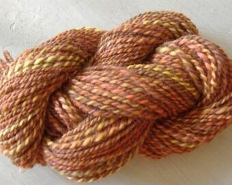 Handspun Yarn Llama and Wool Blend
