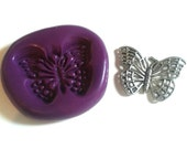 Filigree Style Butterfly Flexible Silicone Mold Mould 26 mm - Sugarpaste Fimo Resin - Freepost Uk