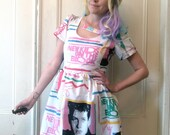 NKOTB New Kids on the Block Dress MADE to ORDER