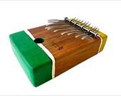 Pandora's Box - Regular STRIPES - Thumb Piano - The Magical Kalimba