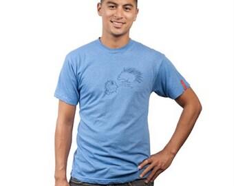 Forbidden Love Shirt, Blow Fish Shirt, Porcupine Shirt, Cheesy Love Shirts, Porcupine Meets Puffer Fish