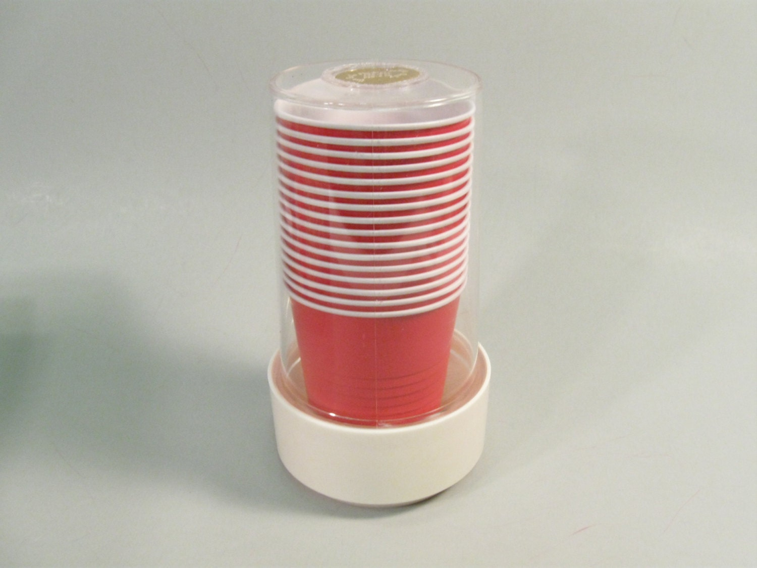 Vintage Solo Cup Dixie Cup Dispenser Holder Wall By Stephied
