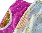 Happy Pants Harem Pants Lounge Pants INSTANT DOWNLOAD PDF Sewing Pattern for Girls, Tweens, Sizes 5, 6, 7, 8, 9, 10, 11 & 12