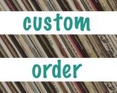 Custom CD Case for Marian