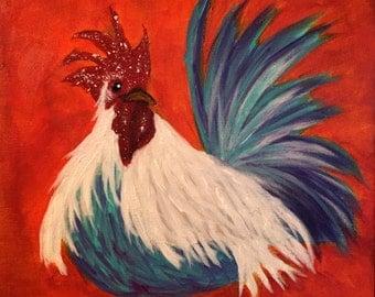 Bernard rhe Chicken
