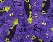 Dr. Seuss Spooktacular Seuss, Purple Grinch, yard
