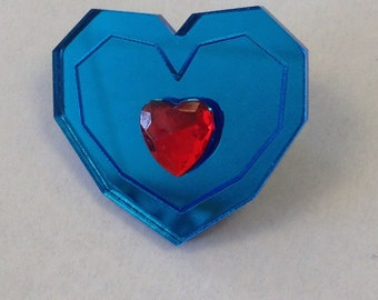 Piece of Heart Pin