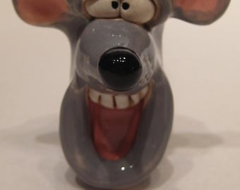 Happy Mouse  pipe   .....