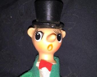 Vintage Christmas Doll