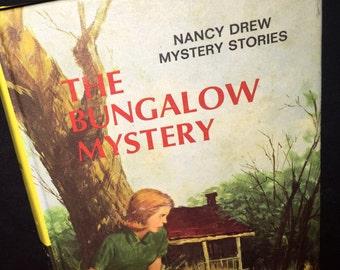 1960 Nancy Drew Bungalow Mystery