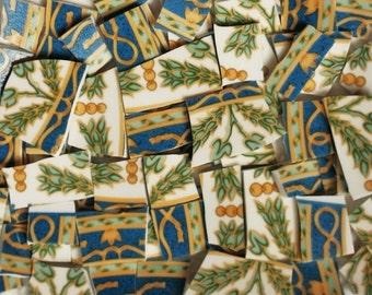 Mosaic Tiles--Provence Vine- 68 tiles