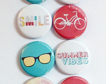 Summer Vibes Flair
