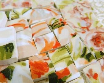 China Mosaic Tiles - FLoRAL PeTALS -  Mosaic Tiles